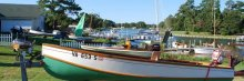 Reedville Antique & Traditional Small Boat Show
