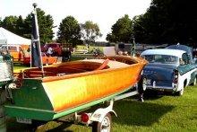 Boats at the Barns