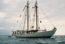 Schooner BOWDOIN: From Arctic Explorer to Maritime Teacher