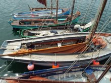 Baltimore Wooden Boat Festival in Co. Cork, Ireland