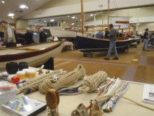 Boatbuilders' Show on Cape Cod