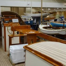 11th Annual Boatbuilders Show on Cape Cod