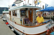 Cowichan Bay Maritime Centre Annual Wooden Boat Festival