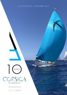 Corsica Classic 10th edition will sail around the isle of Beauty during 1 week
