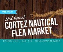 22nd Annual Cortez Nautical Flea Market
