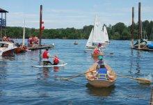 Wooden Boat Festival, Portland, Oregon