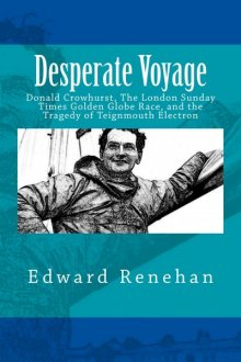 Book cover of Desperate Voyage.