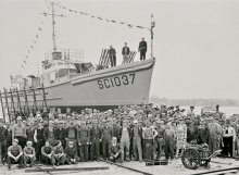 Built For Battle: Sturgeon Bay Ships in World War II