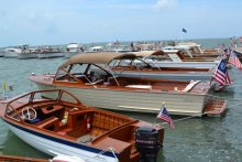 16th Annual Lakeside Wooden Boat Show & Plein Air Art Festival