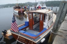 28th Annual WoodenBoat Show