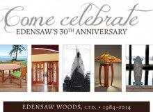 Edensaw Woods Anniversary