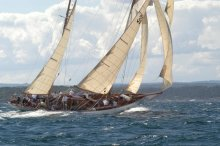 Classic Yacht Regatta in Norway