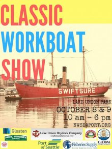 4th Annual Classic Workboat Show