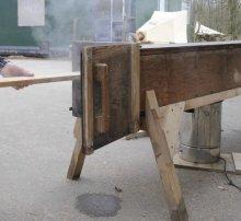 Gig Harbor BoatShop Bending Wood Workshop