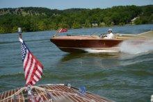 Grand Lake Mahogany & Chrome Classic Boat Festival. Photo: https://grandlakeliving.com/