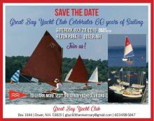 Great Bay Yacht Club Celebrates 60 years!