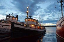 Ship tours