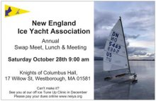 New England Ice Yacht Association Annual Swap and Meeting