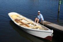 Historic bateau, BARBASHELA.