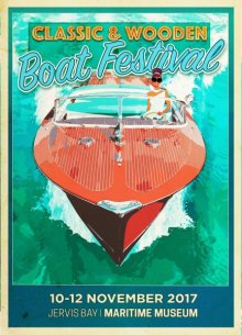 Jervis Bay Maritime Museum Classic & Wooden Boat Festival