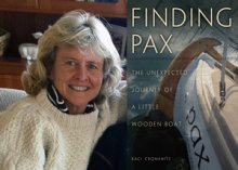 Finding PAX, an evening with Kaci Cronkhite
