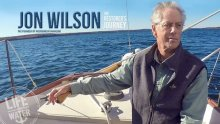 Jon Wilson, Founder of WoodenBoat, The Restorer's Journey.