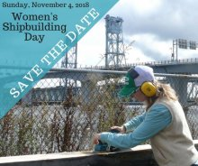 Fourth Annual Women's Shipbuilding Day