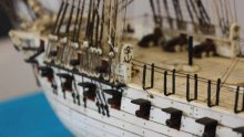 Masters of Miniature: The 40th Annual Model Ship Show.