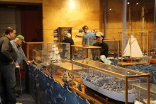 Masters of Miniature: The 39th Annual Model Ship Show.