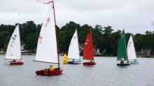 MerryMac/Small Craft Regatta