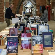 Maine Maritime Museum Annual Fall Book Sale