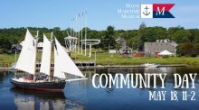Maine Maritime Museum Community Day