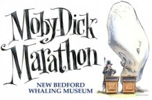 23rd Annual Moby-Dick Marathon