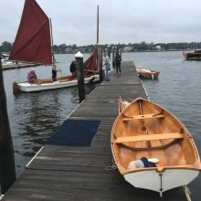 NMHA/MBC Classic and Wooden Boat Festival in Monmouth, NJ.