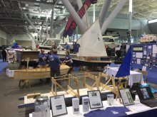 Progressive Insurance New England Boat Show