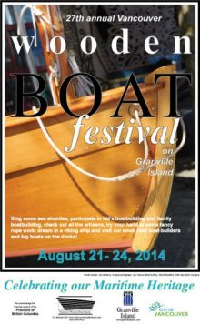 Vancouver Wooden Boat Festival