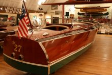 New Hampshire Boat Museum Opening Day