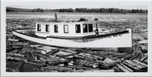 Logging Towboats and Boom Jumpers: The Story of O.A. Harkness.