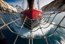 Sailors' Lecture Series: Yachting in Greenland. Photo: Onne van der Wal.