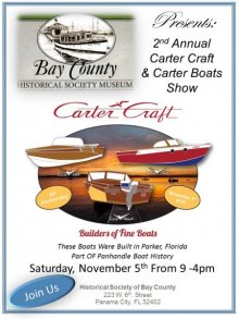 Annual Carter Crafts and Carter Boat Show