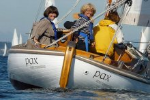 Finding PAX: Solving mysteries, restoring history, for the love of a wooden boat.