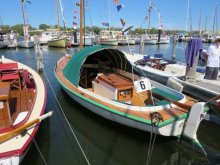 Paynesville Classic Boat Rally. Photo: Colley