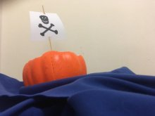 Model Pumpkin Boat Competition