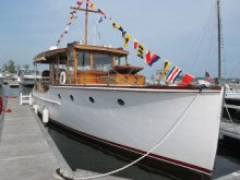 Annual Antique & Classic Boat Festival