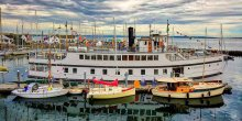43rd Annual Port Townsend Wooden Boat Festival. Photo ©Gary Romjue.