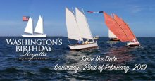 23rd Annual Washington's Birthday Regatta & Chowder Party