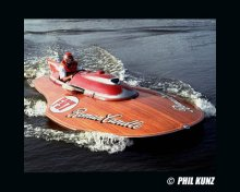 Photo Wolfeboro Vintage Race Boat Regatta