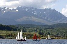 Sail Caledonia: the Scottish Raid