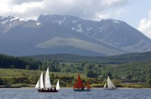 Sail Caledonia: the Scottish Raid