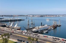 Maritime Museum of San Diego.